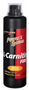 Power System L -Carnitine Fire 72000 мг (500 мл)
